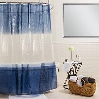 Splash Home Drizzle Ombre Shower Curtain