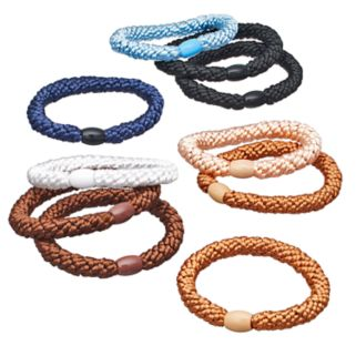 Mudd® Braided Hair Tie Set