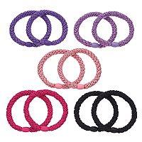 Mudd® Braided Hair Tie Set