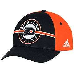 Adult adidas Philadelphia Flyers Structured Adjustable Cap