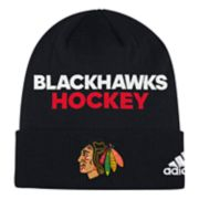 Adult adidas Chicago Blackhawks Cuffed Beanie