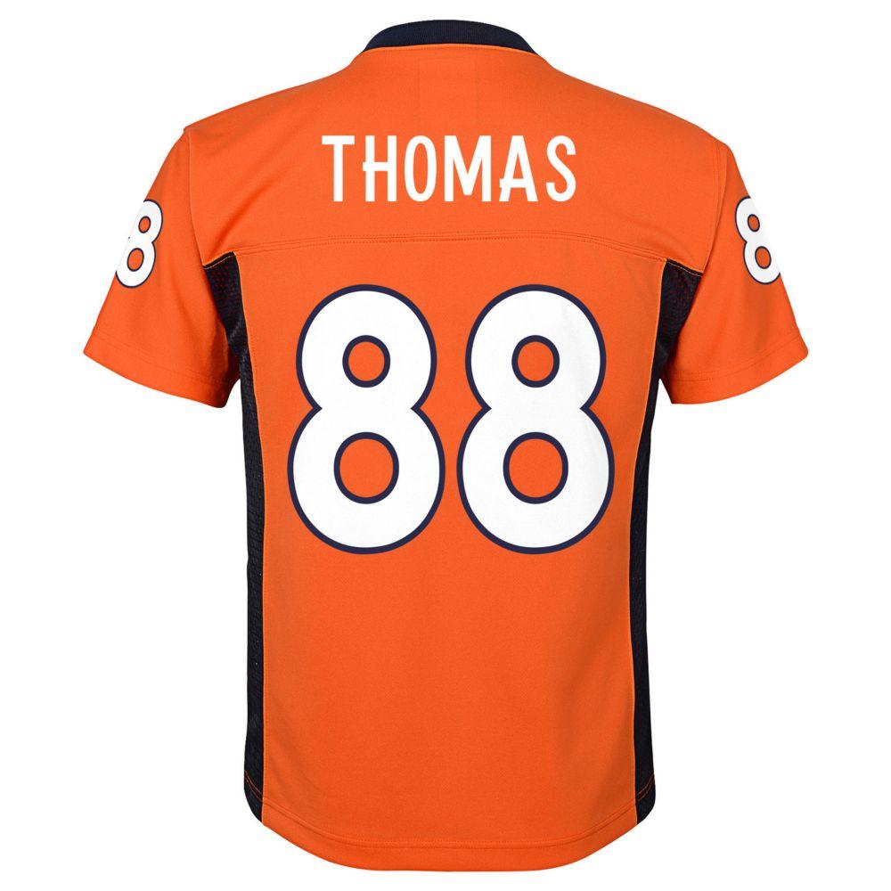8 20 Denver Broncos Demaryius Thomas Replica Jersey