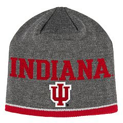 Adult adidas Indiana Hoosiers Player Beanie