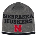Adult adidas Nebraska Cornhuskers Player Beanie