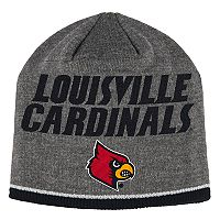 Adult adidas Louisville Cardinals Player Beanie
