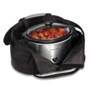 Hamilton Beach Crock Caddy Slow Cooker Travel Case