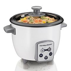 Hamilton Beach 6-Cup Digital Rice Cooker
