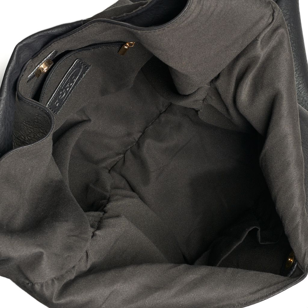 Yoki Side Tassel Shoulder Bag