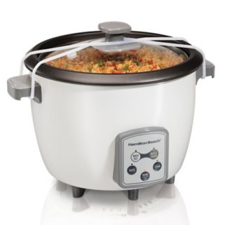 Hamilton Beach 16-Cup Digital Rice Cooker