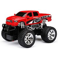 New Bright 1:24 R/C Full Function Ram Rebel