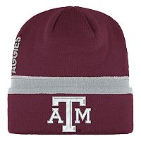 Adult adidas Texas A&M Aggies Coach Cuffed Beanie