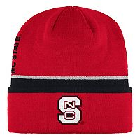 Adult adidas North Carolina State Wolfpack Coach Cuffed Beanie