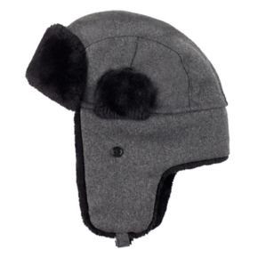 Men's Chaps Wool-Blend Trapper Hat