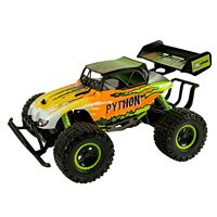 New Bright 1:24 R/C Full Function 9.6V Pro Plus Python