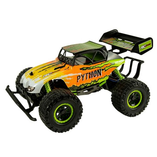 New Bright 1:24 R/C Full Function 9.6V Pro Plus Python