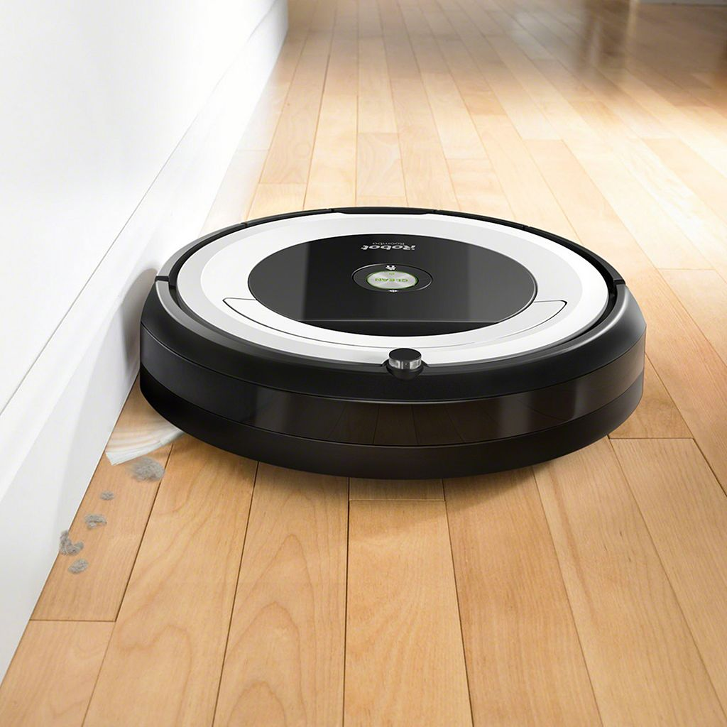 iRobot Roomba 695 Wi-Fi Connected Robotic Vacuum