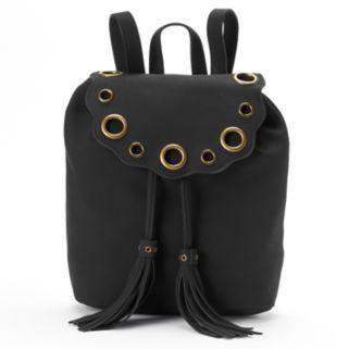 T-Shirt & Jeans Vienna Grommet Mini Drawstring Backpack