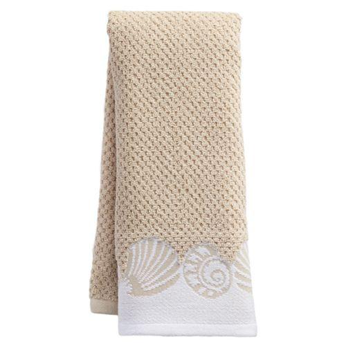 Destinations Cape May Border Hand Towel