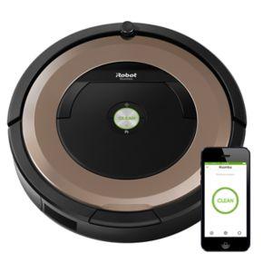 iRobot Roomba 895 Wi-Fi Connected Robotic Vacuum