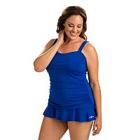Plus Size Dolfin Aquashape Swimdress