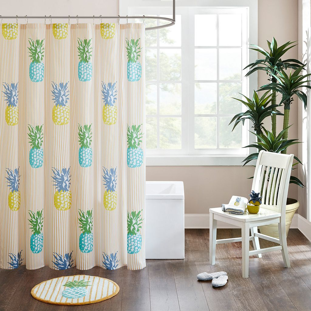 HipStyle Hana Shower Curtain