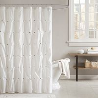INK+IVY Masie Shower Curtain