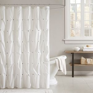 Intelligent Design Quinn Printed Shower Curtain Sale