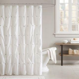INK+IVY Masie Shower Curtain