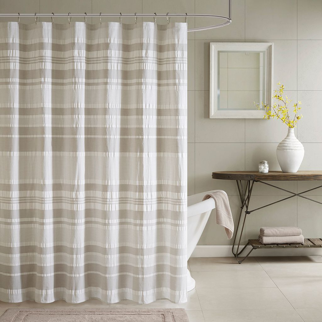 INK+IVY Lakeside Shower Curtain