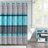 Mi Zone Camille Microfiber Shower Curtain