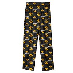Boys 8-20 Iowa Hawkeyes Team Logo Lounge Pants