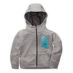 Toddler Boy Nike Logo Zip Hoodie
