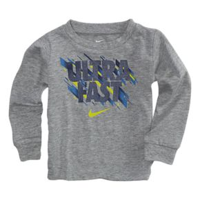 "Baby Boy Nike ""Ultra Fast"" Graphic Tee"