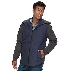 Men's Urban Pipeline Vest Jacket