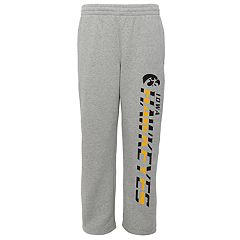 Boys 8-20 Iowa Hawkeyes Fleece Lounge Pants