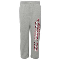Boys 8-20 Alabama Crimson Tide Fleece Lounge Pants