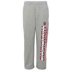 Boys 8-20 Indiana Hoosiers Fleece Lounge Pants