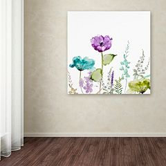 Trademark Fine Art Avril I Canvas Wall Art