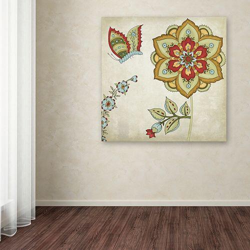 Trademark Fine Art Sasha I Canvas Wall Art