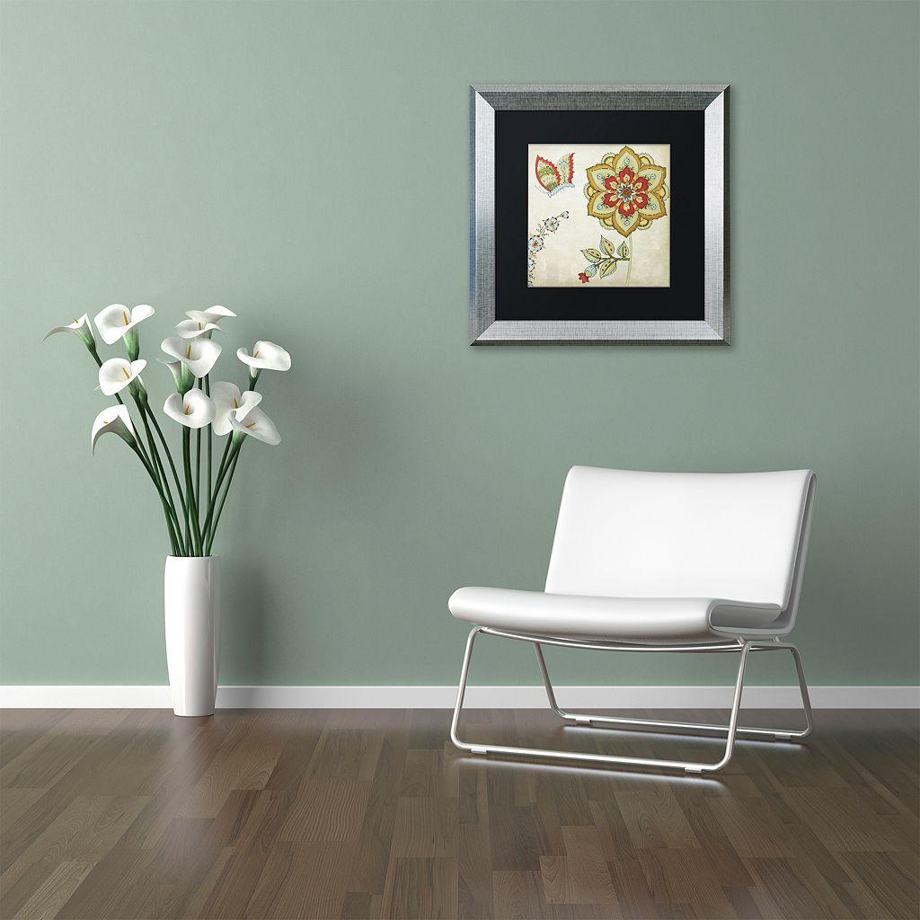 Trademark Fine Art Sasha I Framed Wall Art