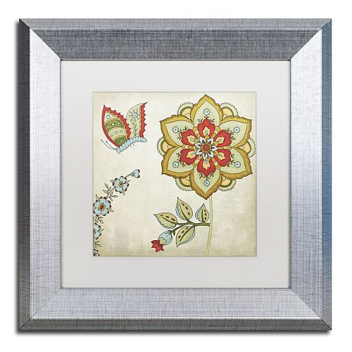 Trademark Fine Art Sasha I Framed Wall Art