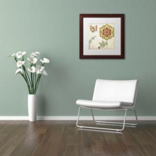 Trademark Fine Art Sasha I Traditional Framed Wall Art