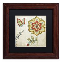 Trademark Fine Art Sasha I Traditional Framed Wall Art