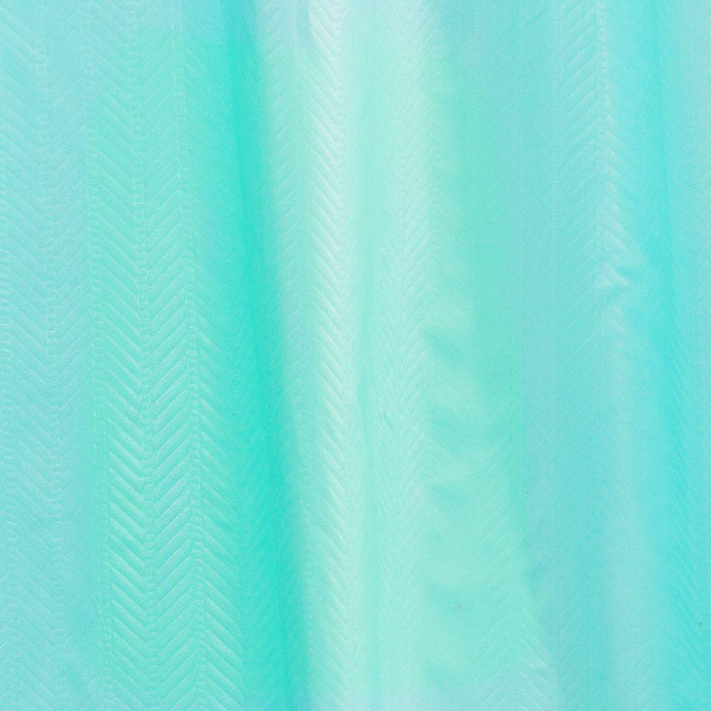 Splash Home Microfiber Shower Curtain Liner