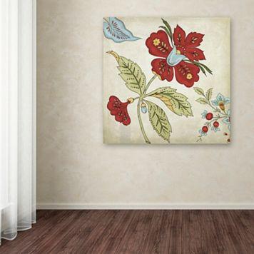 Trademark Fine Art Sasha II Canvas Wall Art