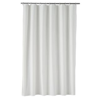 Splash Home PEVA Shower Curtain Liner