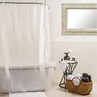 Splash Home Eva Shower Curtain Liner