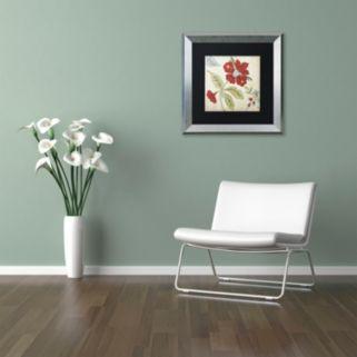 Trademark Fine Art Sasha II Framed Wall Art
