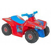 Spider-Man 6V Little Quad Ride-On