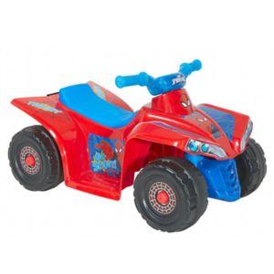 Spider-Man 6V Little Quad Ride-On!